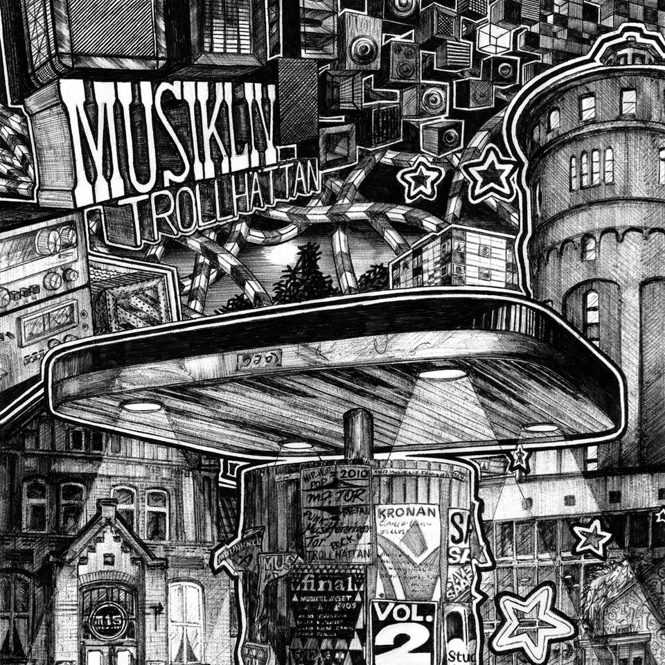 David Sjöqvist - illustrations