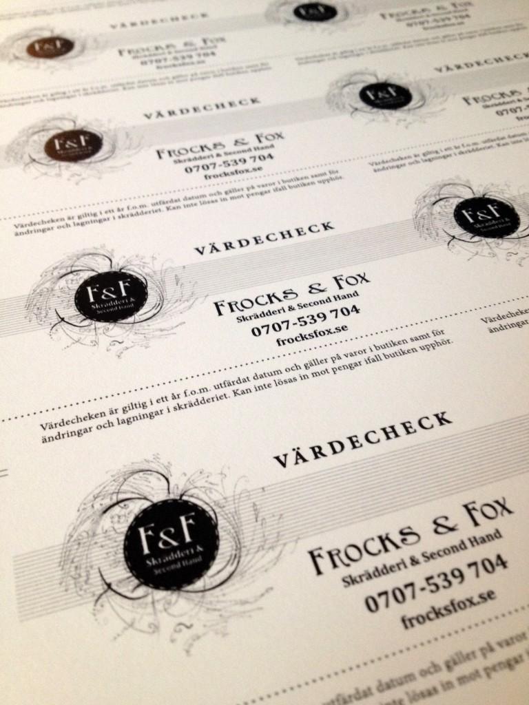 Voucher - Frocks & Fox